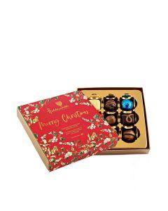 Holdsworth Chocolates - Merry Christmas Gift Box - 8 x 110g