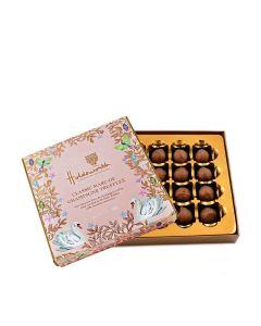 Holdsworth Chocolates - Classic Marc De Champagne Truffles - 6 x 185g