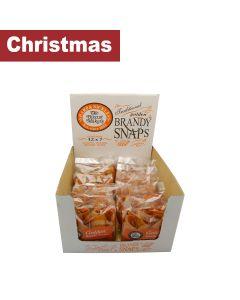 Sharp & Nickless - Golden Brandy Snaps  - 12 x 7 pieces