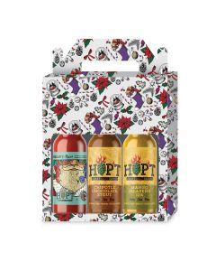 HOP'T Sauce - Christmas Triple Hop'T Pack - 6 x (3 x 150ml)
