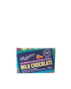 Hasslacher's - Milk Chocolate with Golden Inca Berries - 10 x 125g