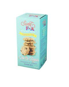 Sweet FA Gluten Free - Oat & Raisin Cookies - 12 x 125g