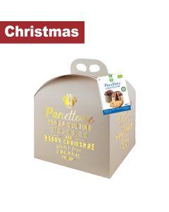 Free From Italy - Probios Organic Gluten Free Pannettone - Original - 6 x 500g