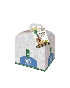 Probios  - Organic Gluten Free Panettone with Chocolate Drops - 6 x 500g