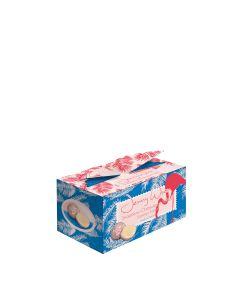 Jenny Wren - Strawberry Champagne Truffle Wing Box - 8 x 100g
