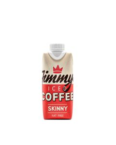 Jimmy's Iced Coffee - Skinny Coffee Latte - 12 x 330ml