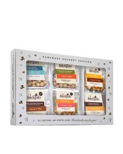 Joe & Seph's - Gourmet Popcorn Tasting Selection Box - 5 x 192g