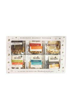 Joe & Seph's - Christmas Popcorn Selection Box - 5 x 192g