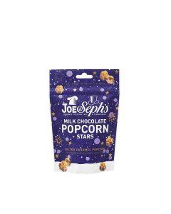 Joe & Seph's - Milk Chocolate Popcorn Star Bites - 14 x 63g