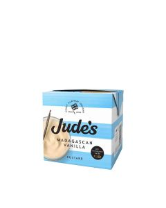 Jude's - Madagscan Vanilla Custard - 6 x 500ml