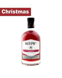 Keepr's - British Raspberry & Honey Gin 37.5% Abv - 6 x 70cl