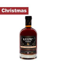 Keepr's - Espresso Vodka Distiller's Cut 40% Abv - 6 x 70cl