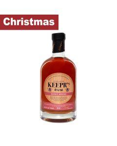 Keepr's - Honey Spiced Rum 37.5% Abv - 6 x 70cl