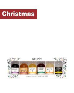 Keepr's - Keepr's Taster Gift Box - 6 x 5cl