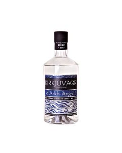 Kirkjuvagr - Arkh-Angell 'Storm Strength' Gin 57% ABV - 6 x 700ml