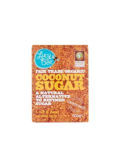 Lucy Bee - Fair Trade Organic Coconut Sugar - 3 x 500g