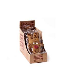Lottie Shaw's - Gingerbread Reindeer - 12 x 55g