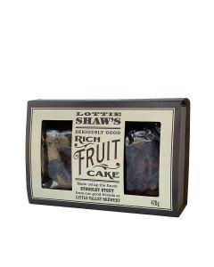 Lottie Shaw's - Rich Fruit Cake with Stoodley Stout - 6 x 320g