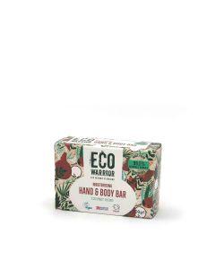 Little Soap Company - Hand & Body Bar Coconut - 12 x 100g