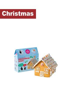 Little Treats Bakery, the - Build Your Own Gingerbread House - 6 x 672g