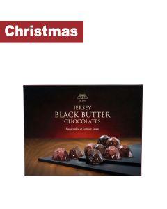 La Mare Wine Estate - Jersey Black Butter Luxury Chocolates - 9 x 144g