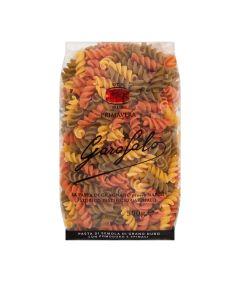 Garofalo - Fusilli Tricolore Dry Pasta - 16 x 500g
