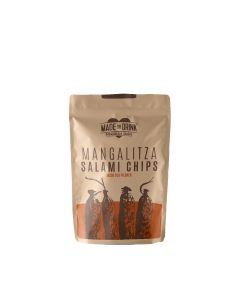 Made For Drink - Mangalitza Salami Chips - 15 x 23g