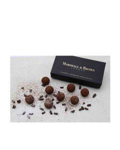 Marshall & Brown - Vegan Rum Truffles (8) - 6 x 96g