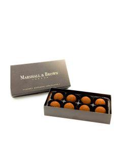 Marshall & Brown - Original Rum Truffles (8) - 6 x 96g