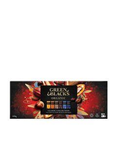Green & Blacks - 12 Milk & Dark Chocolate Miniature Bars - The Classic Collection - 12 x 180g