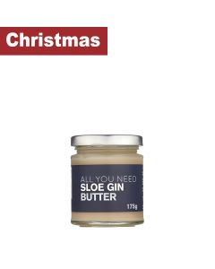 All You Need - Slow Gin Butter - 6 x 175g