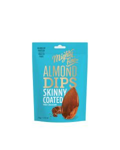 Mighty Fine - Milk Chocolate Coated Almonds - 12 x 75g