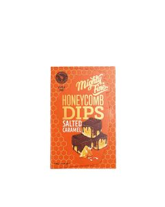 Mighty Fine - Salted Caramel Honeycomb Gift Box - 5 x 135g