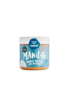 ManiLife - Original Crunchy Peanut Butter- 6 x 295g