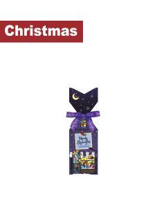 Monty Bojangles - Christmas Town - Vegan Cocoa Nib Nights - 6 x 130g