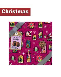 Monty Bojangles - Christmas Town Gift Wrap - 8 x 265g