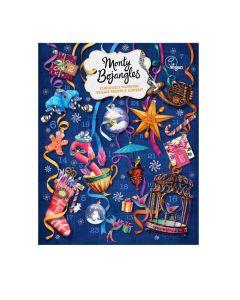 Monty Bojangles - Vegan Advent Calendar  - 9 x 235g
