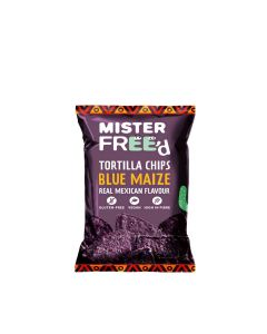 Mister Free'd - Tortilla Chips with Blue Maize - 12 x 135g