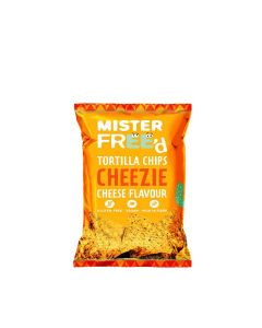 Mister Free'd - Tortilla Chips with Cheese - 12 x 135g