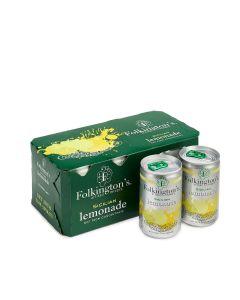 Folkington's - Sicilian Lemonade (Fridgepack) - 3 x 8 x 150ml