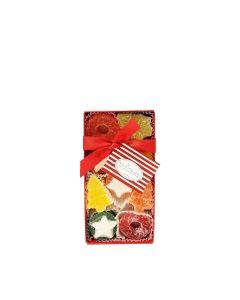 Natalie Chocolates - Christmas Fruit Jelly Assortment - 9 x 215g