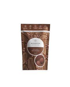 Nourish - grow cook enjoy. - Cacao Coconut Macaroons - 10 x 140g