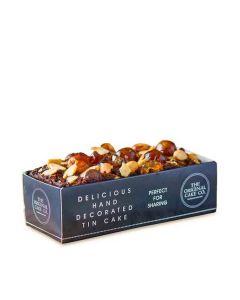 The Original Cake Company  - Brandy , Fruit & Nut Half Log - 8 x 320g