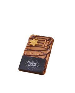 The Original Cake Company  - Festive Caramel Topped Flapjack - 12 x 170g