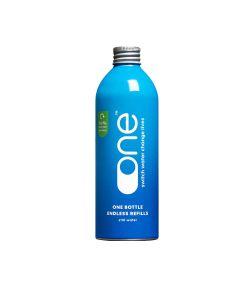 One Water - Still Aluminium Bottle - 24 x 500ml