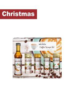 Monin - Monin Coffee Gift Pack - 12 x 5 x 50ml
