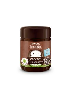 Sweet Freedom - Choc Pot - Chocolate Spread 6 x 250g