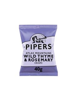 Pipers - Atlas Moutains Wild Thyme & Rosemary - 24 x 40g