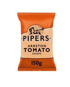 Pipers - Arreton Spicy Tomato Crisps - 15 x 150g