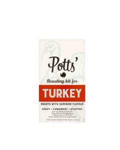 Potts - Roasting Kit for Turkey - 6 x KIT